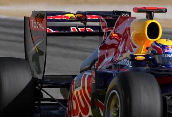 F1: l'ala posteriore mobile non sarà vietata a Monaco