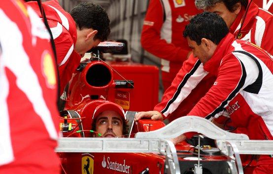 """Alonso: """"La strada è ancora lunga ma credo che siamo nella giusta direzione"""""""