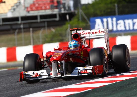 Alonso quarto in griglia con un giro da fenomeno a Barcellona