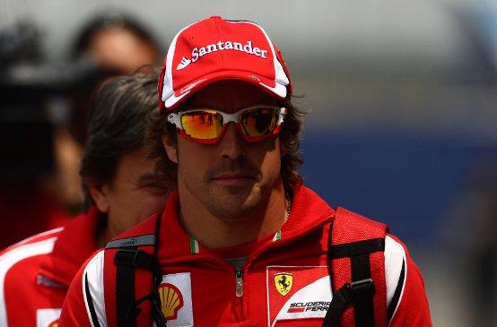 """Alonso: """"Un privilegio correre per la Ferrari"""""""