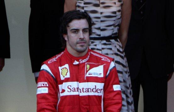 """Alonso: """"Un secondo posto importante soprattutto per il morale della squadra"""""""