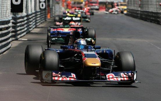 Toro Rosso: Un punto a Monaco con il decimo posto di Buemi