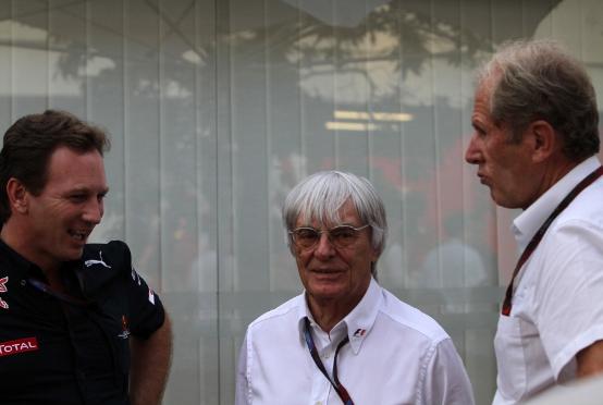Formula 1: Ecclestone scettico su News Corp e ironico sui team