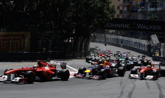 Ferrari: A Monte Carlo Alonso protagonista, Massa sfortunato