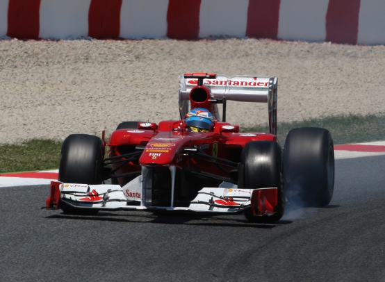 Ferrari: senza carico non si va avanti