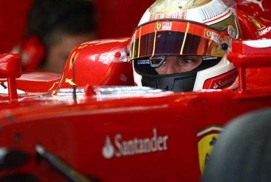 Ferrari, Test Formula 1 a Vairano incoraggianti