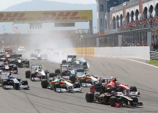 Il Format 2011 della F1: è davvero questo lo Spettacolo?