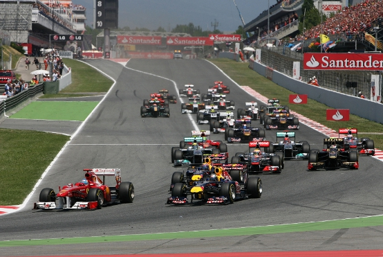 Soldi e profitti attorno alla Formula 1