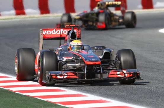 """Hamilton: """"Red Bull imbattibili"""""""