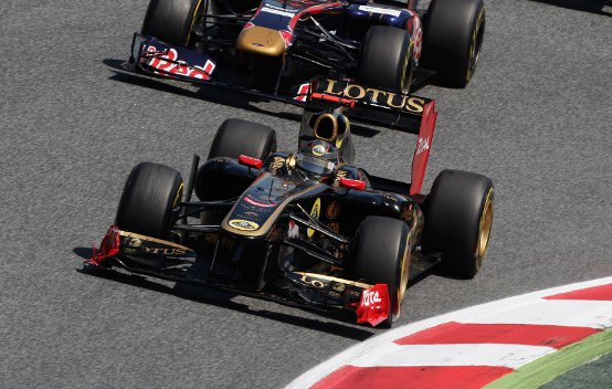 Lotus Renault: A punti in Spagna con Heidfeld ottavo ma partito ultimo