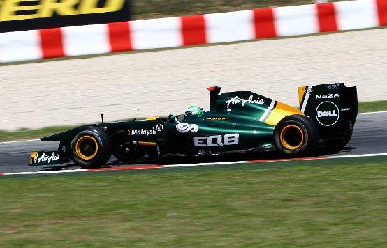 """Tony Fernandes: """"Un grande giorno per il team Lotus"""""""