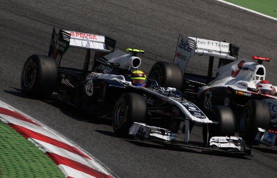 Williams: In Spagna un'altra gara difficile