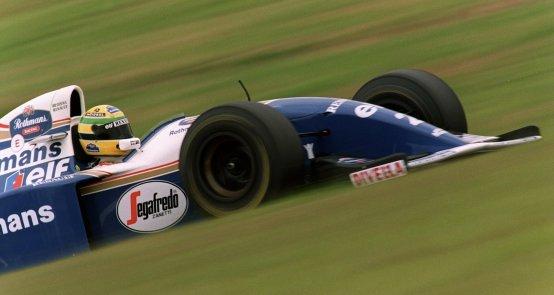 Newey e l'incidente di Senna: quando gli incubi durano anni