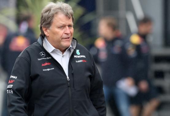 Mercedes: Haug non conferma gli aggiornamenti innovativi