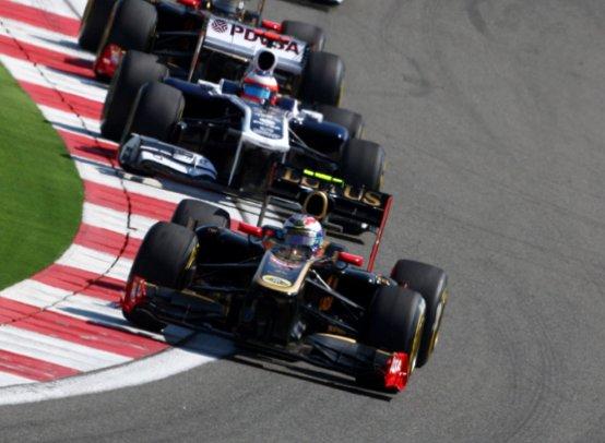 Renault: Petrov e Heidfeld ancora a punti