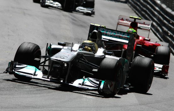 """Rosberg: """"Le gomme posteriori ci hanno messo subito fuori gioco"""""""