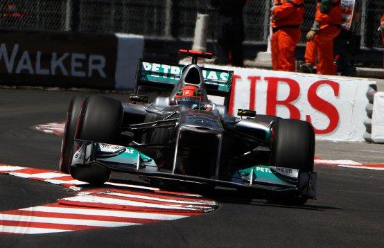 "Schumacher: ""Penso che sarà una gara eccitante"""