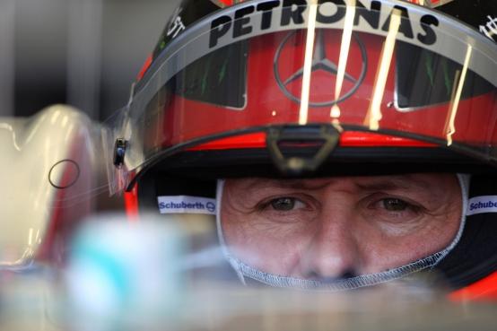 Schumacher è un combattente e non si ritirerà secondo il suo manager