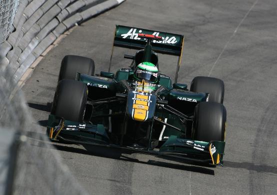 Team Lotus può utilizzare il nome Lotus in F1