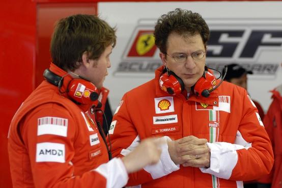 Tombazis: La Ferrari reagirà