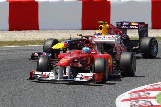 Ferrari: tuoni e fulmini dopo Barcellona