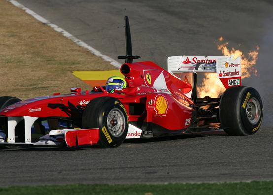 La stagione 2011 è l'apice dell'affidabilità in F1
