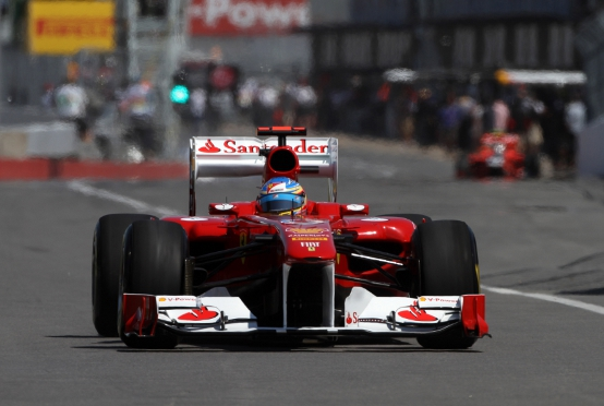 GP Canada, Prove Libere 2: miglior tempo per Alonso con la Ferrari