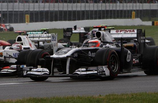 Williams: Barrichello a punti anche in Canada