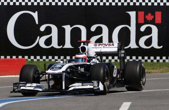 """Williams, Barrichello: """"La top ten domani è un obiettivo realizzabile"""""""