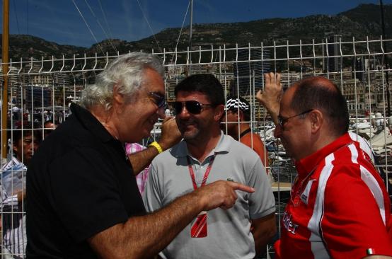 Briatore in Ferrari? Maranello smentisce