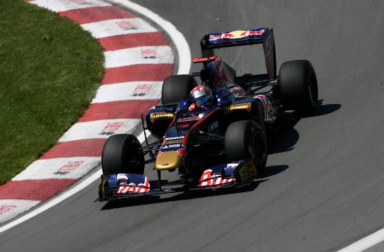 Toro Rosso: Buemi e Alguersuari soddisfatti dopo la prima giornata a Montreal