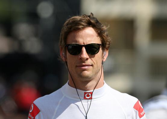 """Button: """"Le Mercedes GP potrebbero sorprendere"""""""