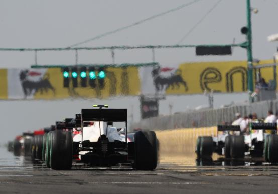 Calendario F1 2012, 21 gare
