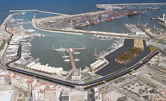F1, due zone DRS anche a Valencia