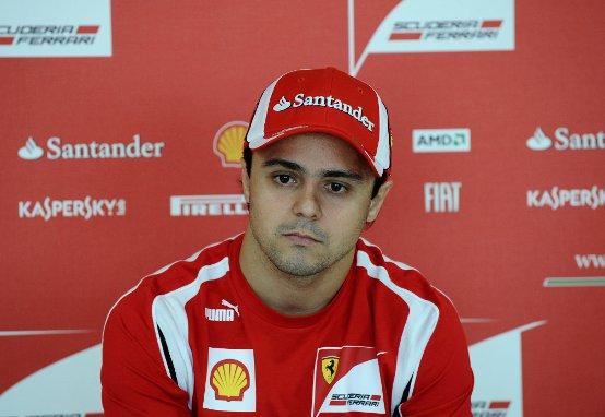 """Massa a Valencia: """"Mi aspetto un buon weekend per la Ferrari"""""""