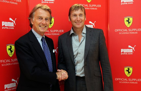 Ferrari e Puma rinnovano la partnership