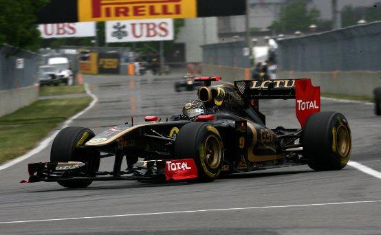 Lotus Renault: Difficile fare previsioni per la gara