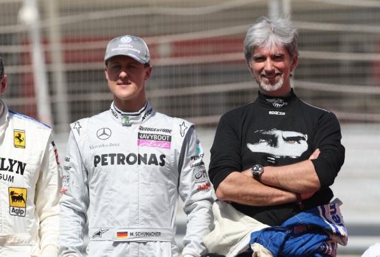 Damon Hill si dimetterà dal suo ruolo di presidente del BRDC