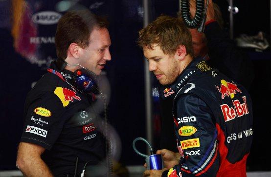 Red Bull, Horner rilassato sull'errore di Vettel in Canada