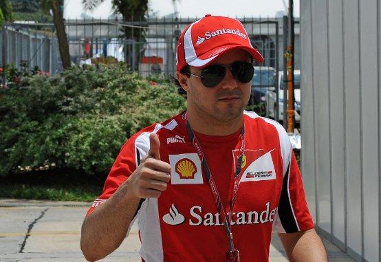 """Felipe Massa: """"Con il DRS a Valencia ora si potrà superare"""""""