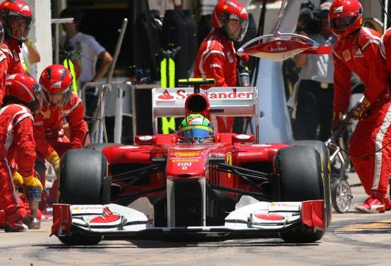 """Massa: """"Una buona gara, peccato quel problema ai box"""""""
