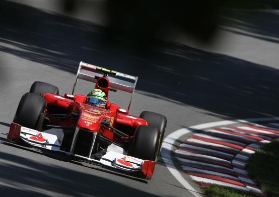 """Massa: """"Il miglior venerdì dell'anno per la Ferrari"""""""