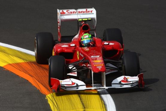 """Massa: """"La quinta posizione in qualifica non è un brutto risultato"""""""