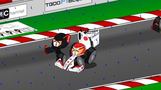 F1 Minidrivers: Gp del Canada 2011 [Video]