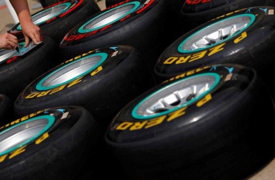 Pirelli porta a Valencia la mescola soft e medium