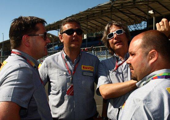 """Pirelli, Paul Hembery: """"Abbiamo nuovamente assistito a un mix interessante di strategie"""""""