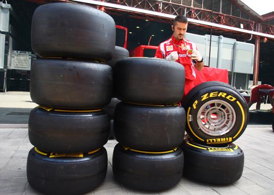 La Pirelli ha molte idee per le gomme del futuro