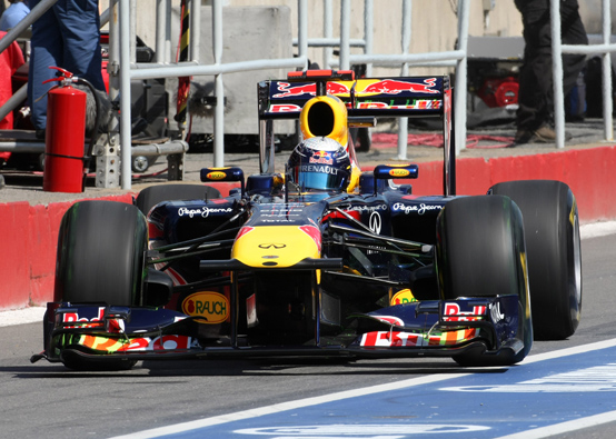La Red Bull cercherà di risolvere i problemi con il KERS