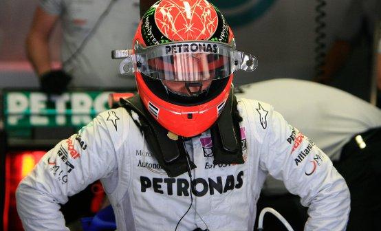 Schumacher pronto a lottare in Canada