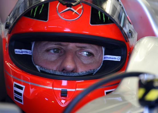 """Schumacher: """"Al momento giusto parleremo del mio futuro"""""""